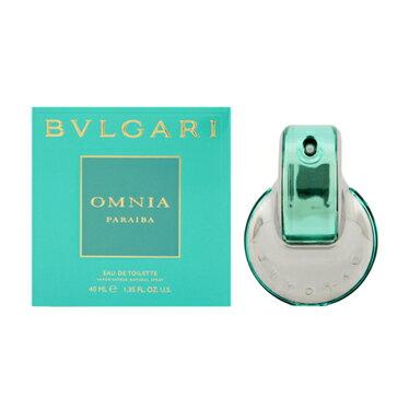 ブルガリ 香水 フレグランス 化粧品 美容 コスメ オムニア パライバ EDT/40mL メンズ レディース イタリアブランド