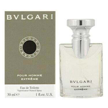 ブルガリ 香水 フレグランス 化粧品 美容 コスメ プールオム エクストレーム EDT/30mL メンズ レディース イタリアブランド