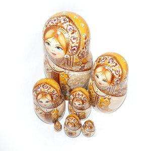 「エレーナ・チトバ」マトリョーシカ作品