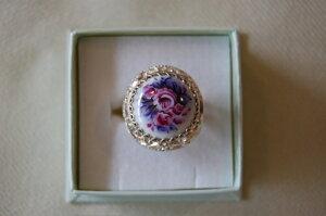 ロシアのアクセサリーフィニフティ指輪フリーサイズワシリー
