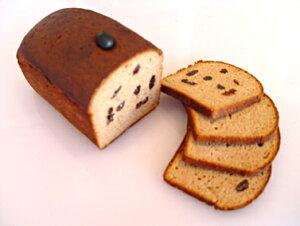 ロシアの黒パン・ライ麦90%ーレーズン入りー(カット)【黒パン】送料無料対象外 国内ベーカリーから直送