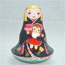 ショコラ工房のマトリョーシカシリーズ起き上がりこぼし大★着物My Doll(私のお人形)【マトリョーシカ】