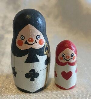 Spillaより愛をこめて!手作りマトリョーシカ