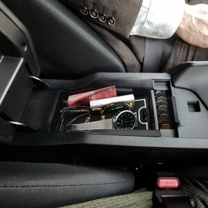 【RUIYA 送料無料!】ニッサン日産・ ノート e-power E13 コンソールボックス 小物入れトレイ 車種専用コンソールトレイ 車内収納ボックス カーアクセサリー 内装パーツ ラバーマット付き 選べる