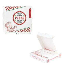 メモ ふせん キッカーランド Pizza Notepad ピザ ノートパッド ミニ 四角 正方形 白 箱 紙 ペーパー 貼る ボックス デスク おもしろ ユニーク 文房具 文具 KIKKERLAND メール便 コンビニ受取対応商品