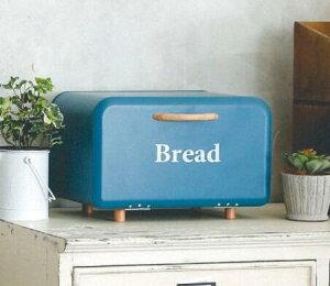 ブレッド缶 ブレッドケース パンケース キッチン 収納 ボワット ボックス スチール アビテ 調味料 パン お菓子 整理 小物 リビング おしゃれ かわいい 雑貨 ブルー アイボリー インテリア シ