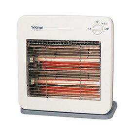 TEKNOS 電気ストーブ 400W管2灯 800W ES-K710(W)