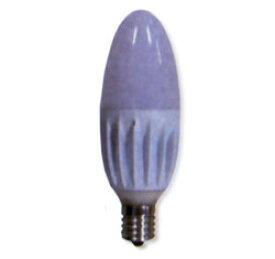 【在庫あり】 三菱 パラトン LED電球シャンデリア形 4W 電球色 E17 170lm LEL100V4W/WW/SH