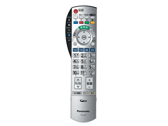 Panasonic TV remote control EUR7667Z20