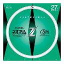 【在庫限り】 東芝 27W形スリム丸管蛍光灯 ネオスリムZ FHC27EN-Z 昼白色 送料無料