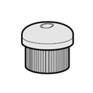 【在庫あり】 シャープ 掃除機サイクロンクリーナー用カップカバーフィルター 2171370121