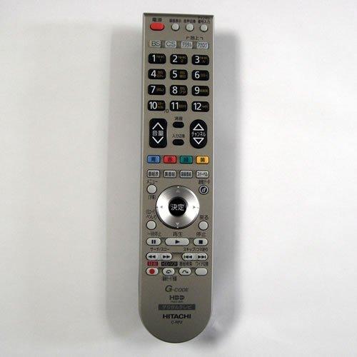【在庫あり】 日立 プラズマテレビ用リモコン C-RP2 (P42-HR01 050)