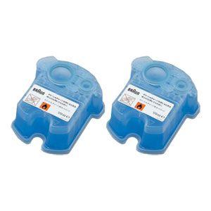 【在庫あり】 ブラウン CCR2CR クリーン&リニューシステム専用洗浄液カートリッジ(2個入り) 送料無料