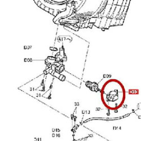 【在庫あり】 パナソニック 洗濯乾燥機用 ギヤードモータ AXW3482-315(+XTWAXW534専用ねじ2本付き)