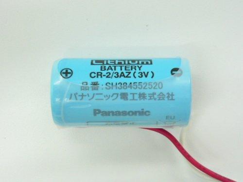 【在庫あり】 パナソニック 住宅火災警報機用リチウム電池 SH384552520 CR-2/3AZ