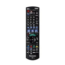 【在庫あり】 パナソニック 純正BD/DVDレコーダーリモコン N2QAYB000905