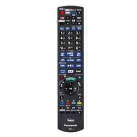 【あす楽】【在庫あり】 パナソニック 純正BD/DVDレコーダー用リモコン N2QAYB000993