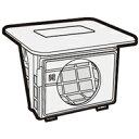 【在庫あり】 シャープ 洗濯機用の乾燥フィルター 2103370456