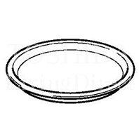 耐火皿(小) 実勢価格:1990円サイズ:直径20センチ・高さ4センチ【直火調理ができます】
