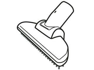 【在庫あり】 パナソニック 掃除機用床ノズル AMC99R-060W
