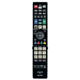 【在庫あり】 シャープ ブルーレイディスクレコーダー用リモコン 0046380250 GB027WJPA