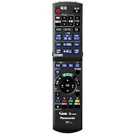 【在庫あり】 パナソニック BD/DVDレコーダー「DIGA」用リモコン N2QAYB000472