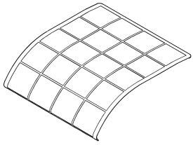パナソニック エアフィルター(1枚) ACRD00-00230