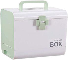 救急箱 救急セット 薬箱 家庭用 メディカルボックス 車載用 防災 ツールボックス