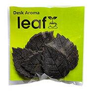 Desk Aroma leaf デスクアロマリーフ(10枚入)エッセンシャルオイル(3ml)の選べるセット