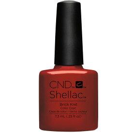 CND Shellac(シェラック) ブリック・ニット 7.3ml #980