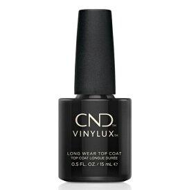 CND VINYLUX(バイナラクス)トップコート 15ml