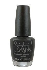 OPI(オーピーアイ)NAIL LACQUER(ネイルラッカー)ブラック オニキス NLT02 15ml