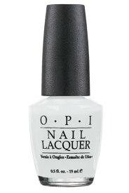 OPI(オーピーアイ)NAIL LACQUER(ネイルラッカー)アルパイン スノー NLL00 15ml