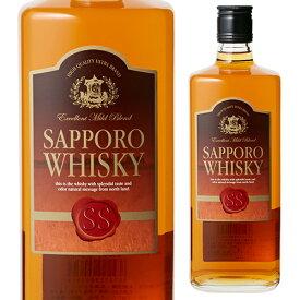 サッポロウイスキー SS <北海道> 720ml[ウイスキー][ウィスキー]japanese whisky [長S]