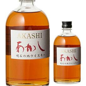 江井ヶ嶋 ホワイトオーク あかし レッド 500ml[ウイスキー][ウィスキー]japanese whisky [長S]