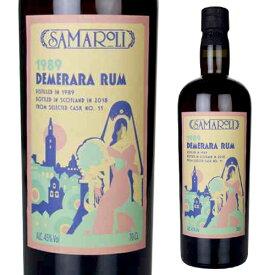 デメララ 1989 サマローリ 700ml 45度 Samaroli ラム RUM ラム酒 スピリッツ 虎S