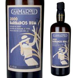 バルバドス 2000 サマローリ 700ml 45度 Samaroli ラム RUM ラム酒 スピリッツ 虎S