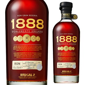 ブルガル 1888 700ml 40度 ラム RUM ラム酒 スピリッツ 長S