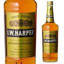 IWハーパー ゴールドメダル<正規品> 40度 700ml[バーボン][ウイスキー][ウィスキー][金][HARPER][長S]