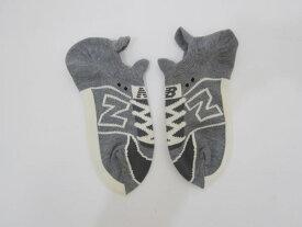 ニューバランス newbalance JASL8222TAG メンズ スニーカーソックス KZ 【2個までネコポス可】 【ソックス 靴下 ロムスポーツ ROM】