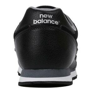 ニューバランスnewbalanceML373BLKメンズレディースユニセックスライフスタイルウォーキングシューズKZ【ジョギングマラソンランニングトレーニングフィットネスロムスポーツROM】