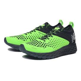 ニューバランスFRESH FOAM HIERRO M R4 グリーンMTHIERR4 【ジョギング マラソン ランニング トレーニング フィットネス ロムスポーツ ROM】