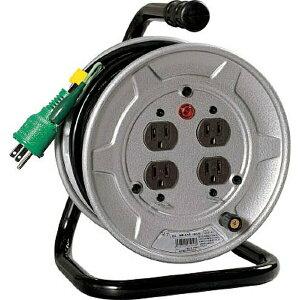 電工ドラム 標準型100Vドラム アース付 10m NSE14 日動工業