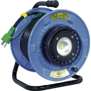 防雨・防塵型LEDライトリール SDWEK2210W 日動工業