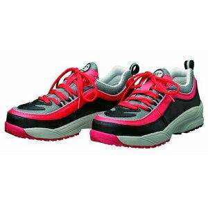 DONKEL/ドンケル DA プラス安全靴 DA+38 レッド/グレー 26.5 EEE