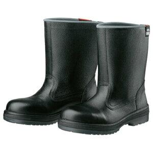 DONKEL COMMAND/ドンケルコマンドラバー2層底安全靴  半長靴R2-06 27.5 EEE