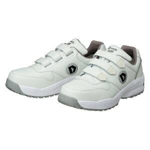 DONKEL/ドンケル ダイナスティエア安全靴 WO+11M ホワイト 26.5 EEE