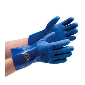 塩化ビニール製手袋 ベルテ-100 LL 10双 ミドリ安全