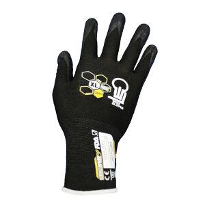LEO 高耐久ワークグローブ L OEKO-TEX(R) STANDARD100取得 背抜き手袋 作業手袋