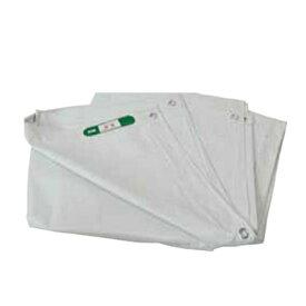 白防炎シート (ハトメのピッチ450mm) 1.8m×5.4m 1枚 KUS